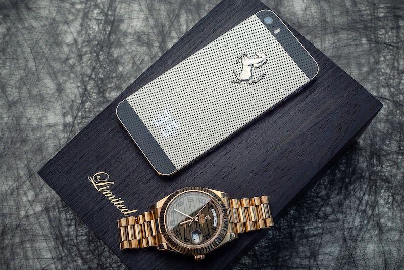 """Davanti """"a debutto di iPhone 6s"""", uno sguardo a Feld & Volk, la più grande fonte di iPhone 6 cola [blog dellIOS]"""
