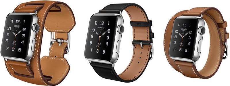 Apple per vendere la raccolta di orologio di Hermés Apple venerdì iniziante online