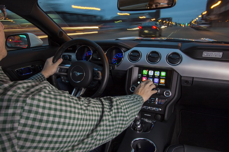 CarPlay-Ford'
