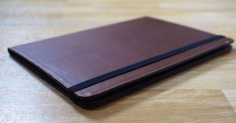 Rassegna: Caso di Oxford della spoletta & del cuscinetto per i pro impianti del iPad con la tastiera astuta di Apple