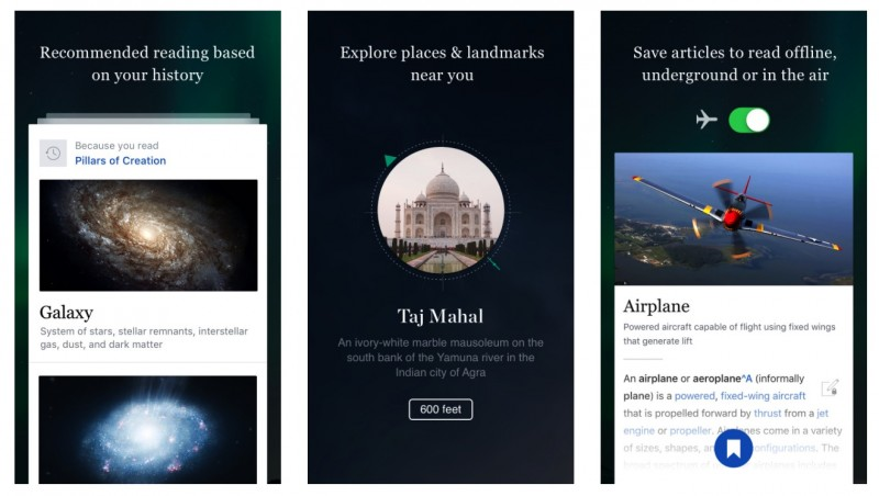 Redesigned Wikipedia IOS App Brings 3D Touch Handoff