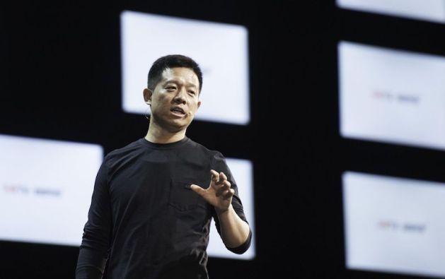 LeEco CEO Jia Yueting