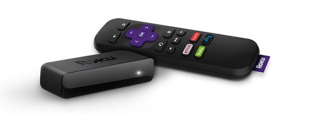 The latest streaming device from Roku-The Roku Express