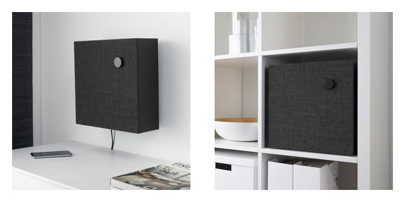 Of 'eneby' Ikea Minimalist Unveils Bluetooth Speakers Line KlTFJc1