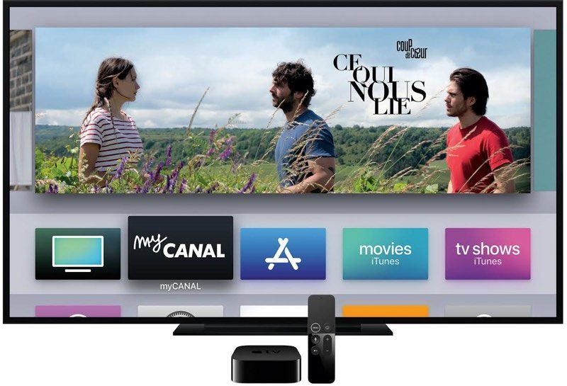 Apple Partners With French Cable Company Canal  to Offer Apple TV 4K     In a statement to French site Numerama  via VentureBeat   Canal  Deputy  General Manager Frank Cadoret said that the company s goal with the Apple TV  offer