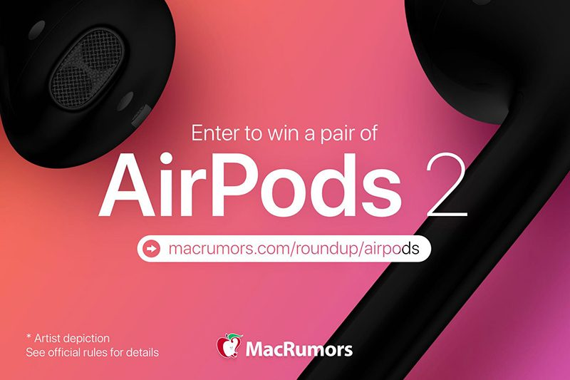 8f5c000bf82 We're hosting a giveaway in our AirPods 2 roundup, which you can access by  clicking this link or by clicking on the image above.