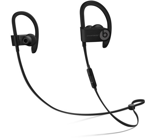c6c90f7b138 Apple's current Powerbeats earphones. The newly updated AirPods that Apple  launched this week feature an updated H1 chip that brings faster switching  ...