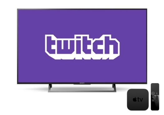 Official Twitch App for Apple TV Now in Public Beta