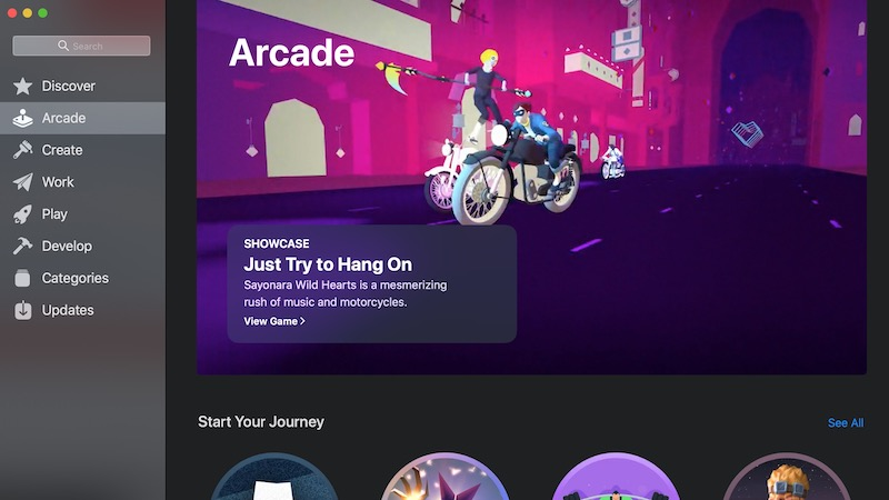Image result for macos Apple Arcade