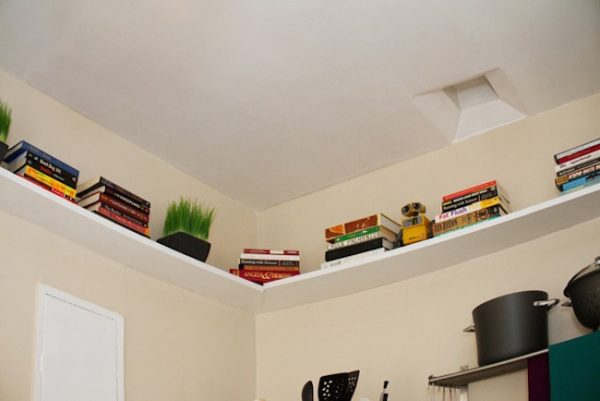 insanely clever bedroom storage hacks
