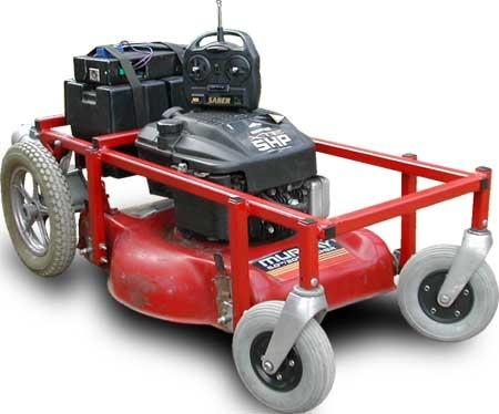 Diy rc lawnmower make title solutioingenieria Images