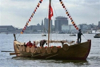Capt.Ams10308161308.Netherlands Viking Ship Ams103