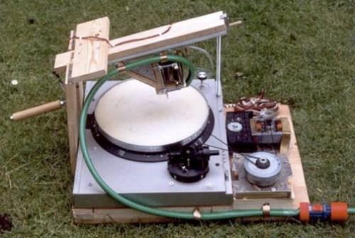 Gramophonerecorder