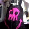 Skullknittingbag