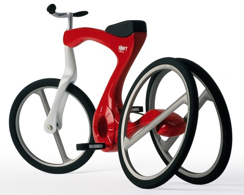 18-Shift Bicycle