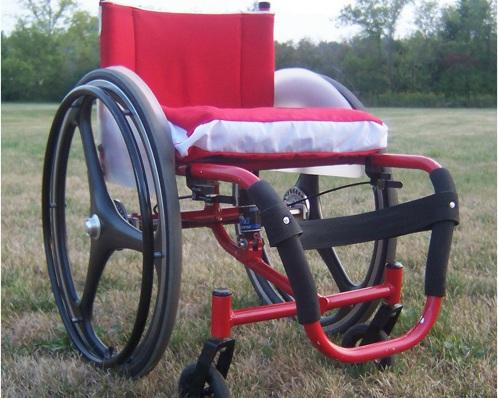24-Typhoon Wheelchair