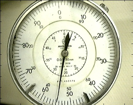 Dial Indicator 1, Color Photo