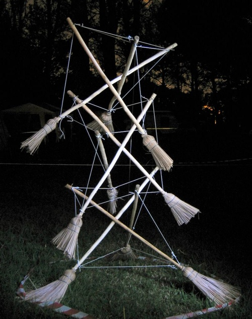 Step By Step Tensegrity Tower Part 1 2 Make