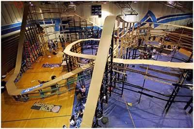 School-Roller-Coaster