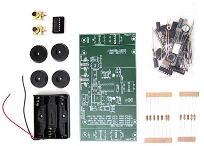 Pong Kit Parts
