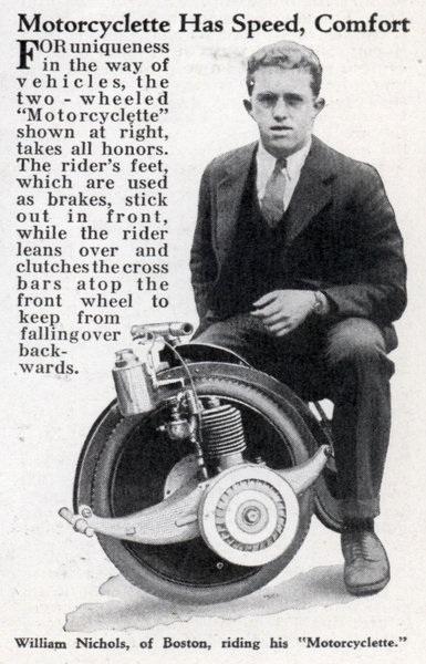 Lrg Motorcyclette