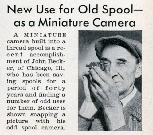 Lrg Spool Camera
