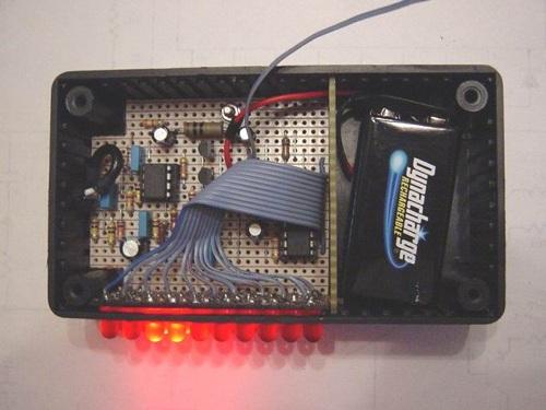 Sound Level Indicator 002