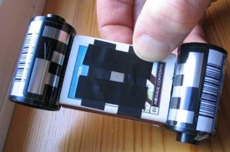 Pinhole Camera A 09