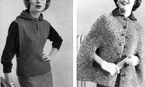 Free Vintage Knitting Patterns From 50s 60s Make