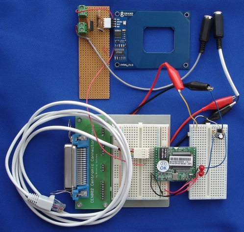 Breadboardprototype