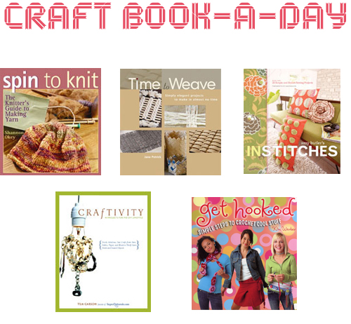 Craftbookaday