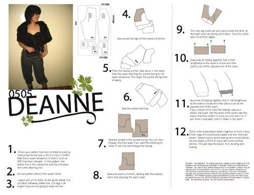 Deanne Instructions-1