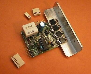 Linear stepper motor controller kit | Make: