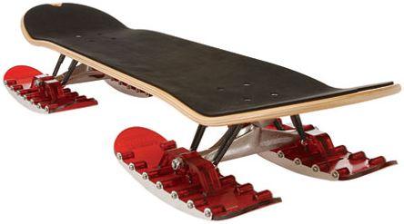 Skateboardski