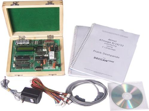 89S52 And Avr Kit Enlarg