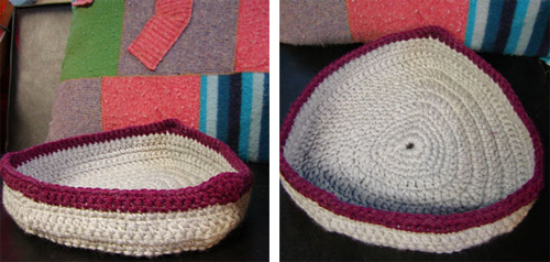 Awesome DIY Crochet Cat Beds - Free Patterns! | 238x500
