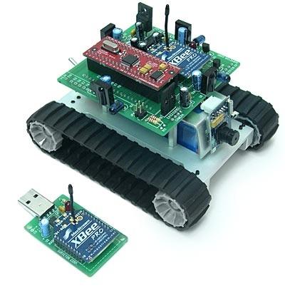 Remote Camera Robot