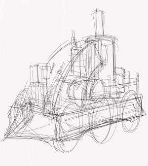 Steam Sketch3