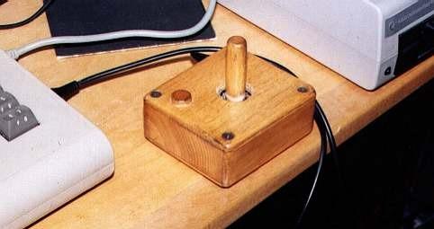 Wood Joystik