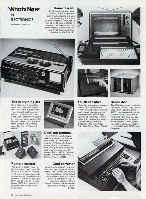 Xlg New Electronics