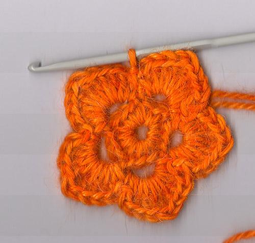 Basic Flower 4