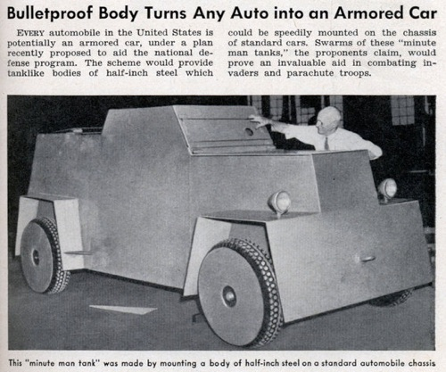 Med Armored Car