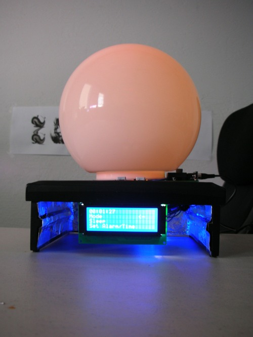 Lightorb-Alarmclock