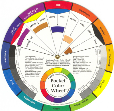 My Color Wheel 2-1