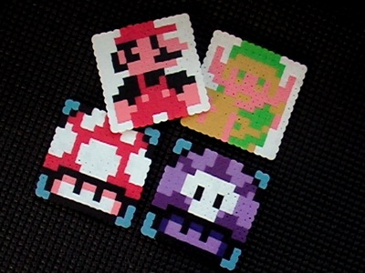 Nintendo Coasters