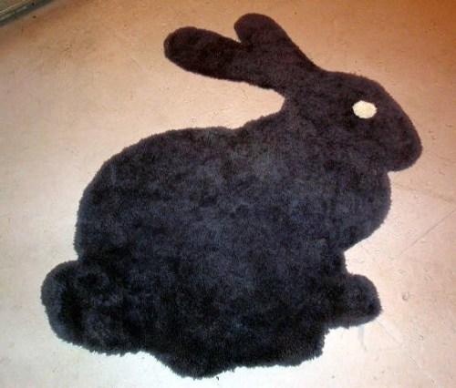 Bunnyrug