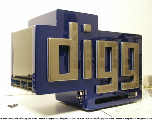 Diggcase