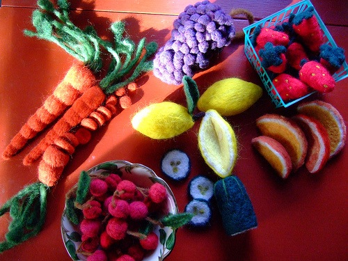 Feltedfruit