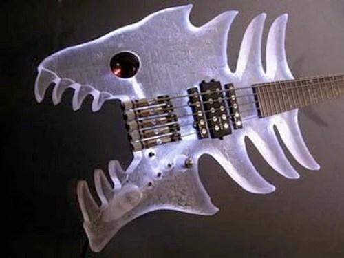 Weird Bass Guitars