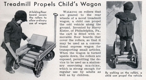 Lrg Treadmill Wagon